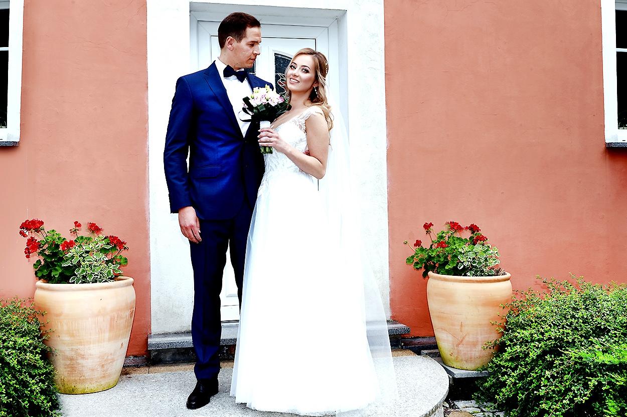 reportaż ślubny w Pławnej