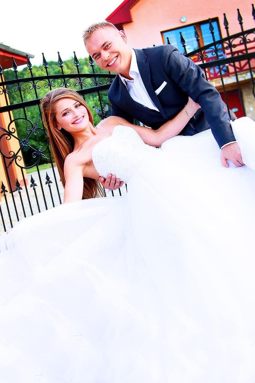 sesja zdjęciowa poślubna