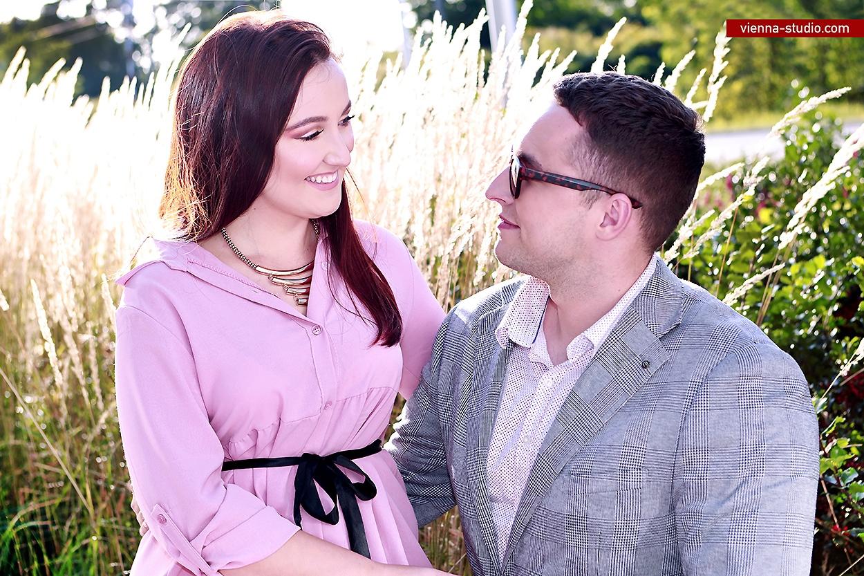romantyczna para Oleśnica