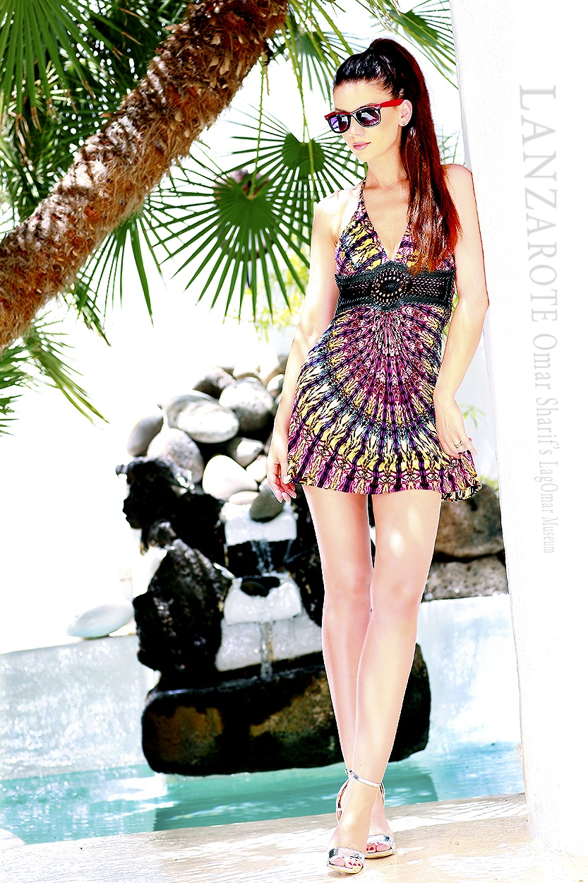 fotografia mody Lanzarote